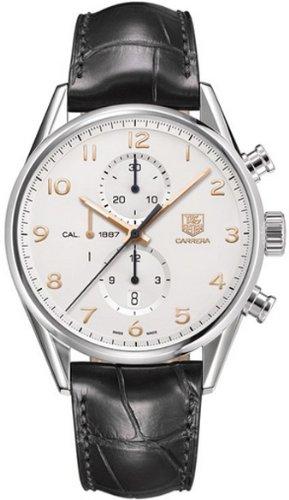 Preisvergleich Produktbild TAG Heuer Carrera Calibre 1887 Automatik Chronograph CAR2012.FC6235