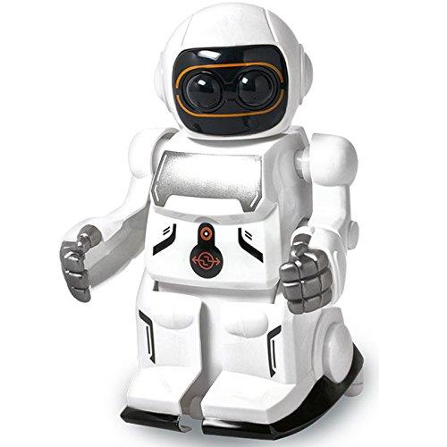 #0618 Robotor Moonbot mit Bewegungsabläufen und Moonwalk • Roboter Experimentierkasten Kinder Spielzeug Tanzen Elektrik Set