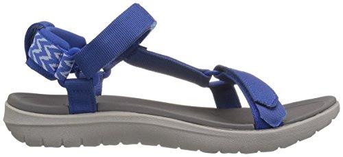 Teva Sanborn Universal Women's Sandaloii Da Passeggio - SS17 Blue