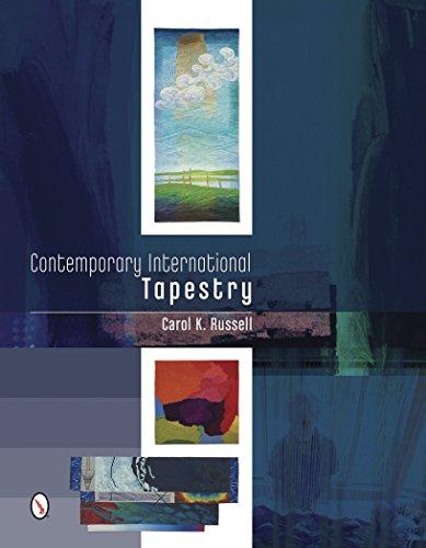 Contemporary International Tapestry por Carol K. Russell