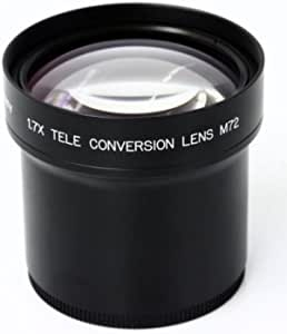 Dovision 1 7 Tele Objektiv Kompatibel Mit Panasonic Ag Dvx100 Ag Dvx100a Ag Dvx100b Ag Hvx100