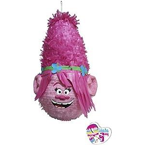 Trolls Pinata. Pinata Poppy 3D