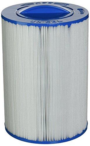 Unicel Ersatzfilterkartusche für 45 Quadratfuß Topload 1 Pack weiß -