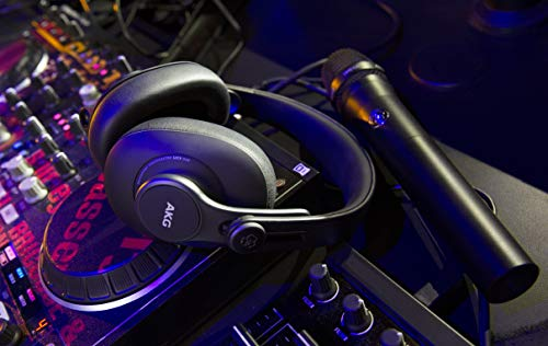 AKG Ok371 Over-Ear, Closed-Again, Foldable Studio Headphones Image 6
