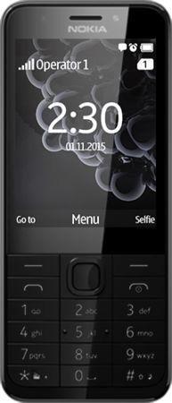 Nokia/Microsoft Nokia 230 nero Telekom sbloccato senza contratto