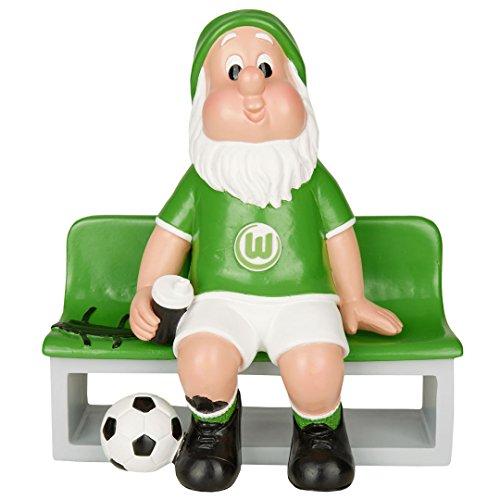 VfL Wolfsburg Gartenzwerg Ersatzbank