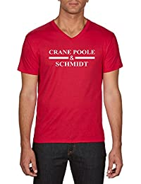 Touchlines Herren T-Shirts Boston Crane Pool And Schmidt Legal