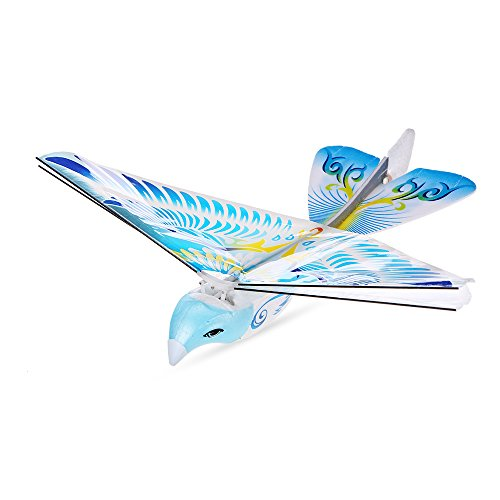 *Goolsky TECHBOY 98007plus Fernbedienung Authentische E-Vogel Taube Flying Bird RC Spielzeug*