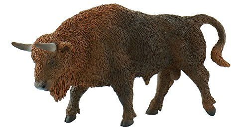 Bullyland 64454 - Spielfigur, Wisent, ca. 13 cm
