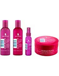 Lee Stafford Hair Growth Treatment, Shampoo, Conditioner & Leave In Treatment Set