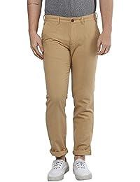 Urban Eagle By Pantaloons Men's COTTON Trouser