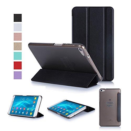 tablet huawei t2 ISIN Custodia Tablet Serie Premium Pelle PU Smart Cover per Huawei MediaPad T2 7.0 Pro PLE-701L PLE-701W e PLE-703L 7