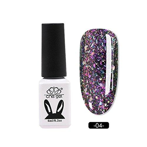 SamMoSon Nail Polish Nagellack Nail Art Gel Make-up Nagellack UV Nagellack Nagelgel Gel Lack Polish...