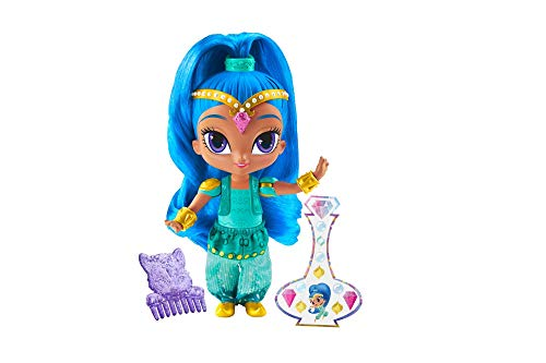 Shimmer and Shine DLH57 Shine Doll, Multi-Colour, 6-Inch
