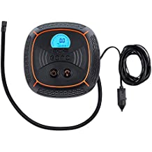 EONO Essentials Preset Digital Tyre Inflator with LED