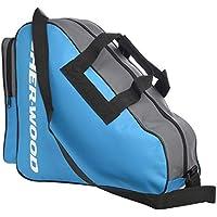 Sherwood Schlittschuhtasche Skate Bag - Bolsa de Deporte, Color Azul, Talla 36 x 16 x 36 cm
