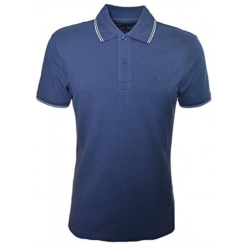 Armani Jeans - 06M30BT, Polo da uomo, blu (blau), M