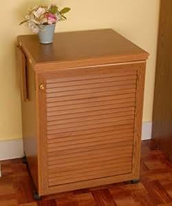 Mobiletto per macchina da cucire sewnatra rovere amazon for Porta bobina macchina da cucire