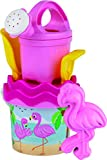 Androni Giocattoli- Secchiello Baby Fenicottero 1324 FEN, Multicolore, 1324fen