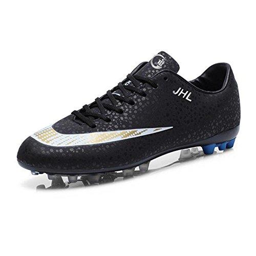 Mr. LQ - Chaussures de combat pour adulte Black