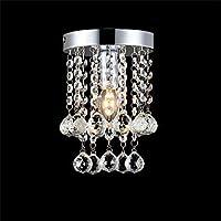 CNMKLM Per il montaggio a incasso Led moderna lampada da soffitto di cristallo di lusso Soggiorno Foyer Luce Home Ristorante illuminazione Entrata in corridoio , 220-240V