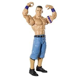 WWE Mattel Basic Series 10 John Cena Action Figure: Amazon ...