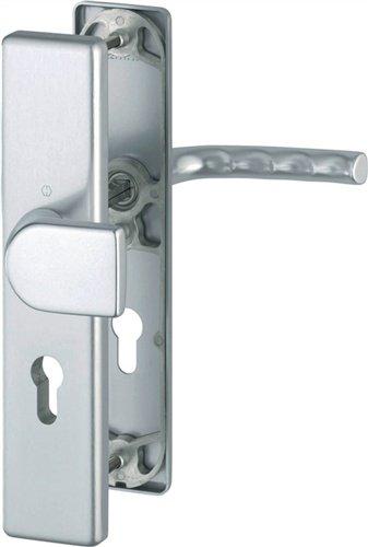 HOPPE Langschild Aluminium Natur 202SP 6834535