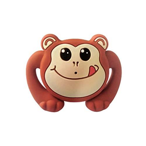 Heaviesk Silikon Lustige Baby Schnuller Dummy Nippel Beißringe Beschwichtigen Spielzeug Kleinkind Pacy Kieferorthopädische Sauger Infant Babypflege
