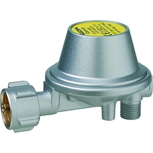 GOK 38213 SB - Regulador de gas para caravana (EN 61, 30mbar, forma en L)