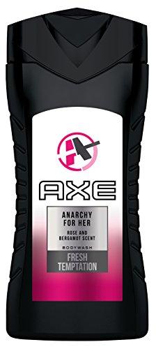 Axe Duschgel Anarchy for her, 250 ml, 6er Pack (6 x 250 ml)