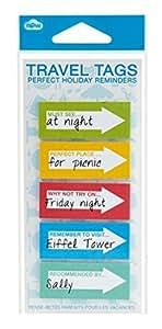 Reise Travel Tags Haftnotiz Sticky Note Satz - Perfect Holiday Reminders