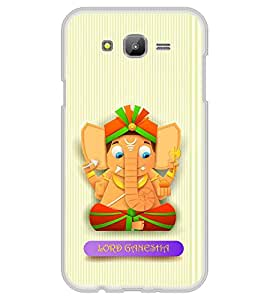 Fuson Designer Back Case Cover for Samsung Galaxy On7 G600Fy :: Samsung Galaxy Wide G600S :: Samsung Galaxy On 7 (2015) (Ganesha GAnapathi lord GAnapthi Lord Ganesha Ganesha Idol)