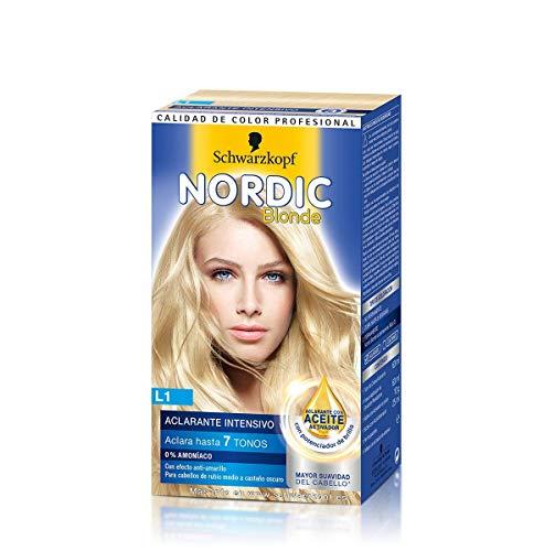 Nordic Blonde - Tono L1 Aclarante Intensivo Coloración