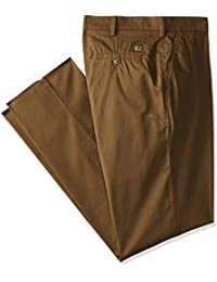 Colorplus Men's Slim Fit Formal Trousers