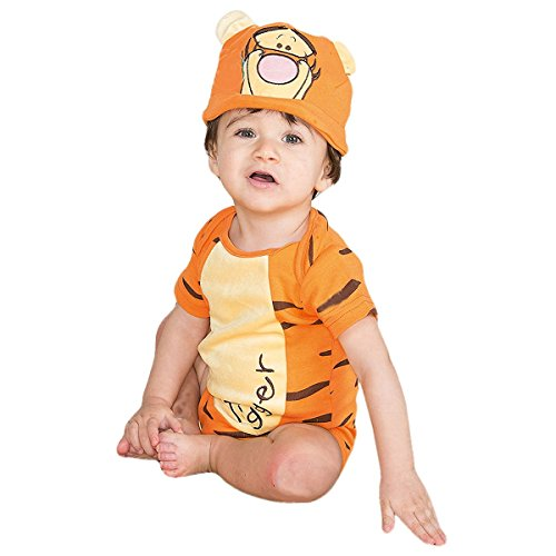 Tigger Disney Kostüm Baby - Dress Up Tigger-Kostüm für Babys, 3-6 Monate