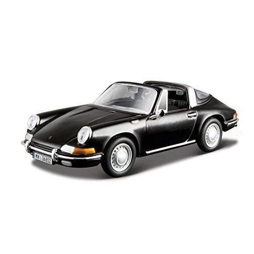 Bburago B18-109 763,6 cm Porsche 2 313,9 cm moulé sous Pression Modèle kit, Echelle 1/32