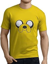 Tuning Camisetas - Camiseta divertida para Hombre - Modelo horadeaventurasJAKE