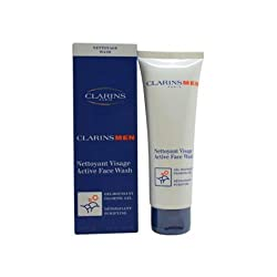 Unisex Clarins Men Active Face Wash 1 pcs sku 1789358MA