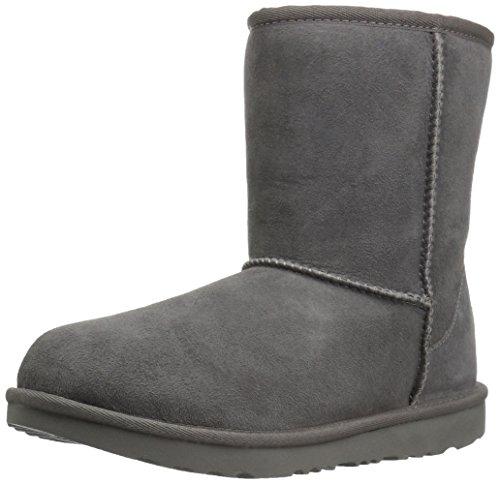 Winterstiefel Classic Short Kids 1017703 K Grey grau 351899 ()