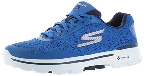 Skechers Performance Go Marche 3 Réaction Chaussure de marche blue
