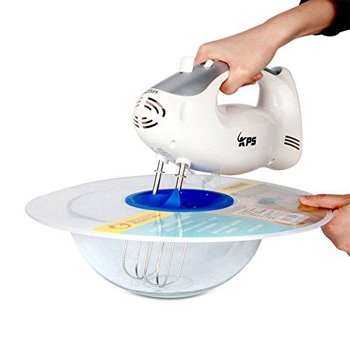 Splash-Cubierta, hlhome anti Splash-Tapa para recipiente de huevo huevo Splashguard a prueba...