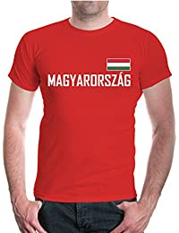 buXsbaum T-Shirt Ungarn