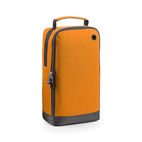 BagBase Schuh-Tasche, 8 Liter (Einheitsgröße) (Orange) (Schuhe Team Orange)