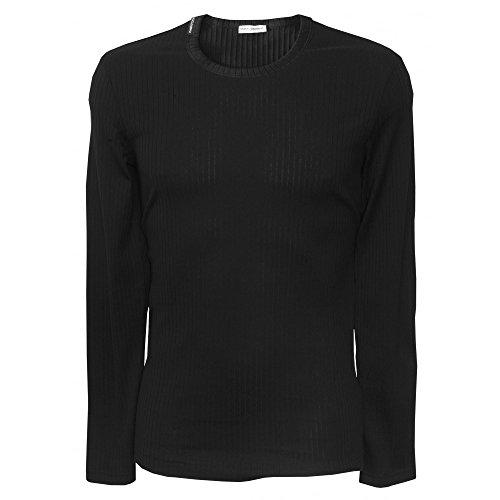 dolce-gabbana-luxe-gerippter-baumwolle-langarm-herren-t-shirt-schwarz-kleine