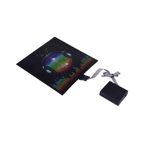 HDE-Sound-Activated-Rave-LED-Panel-w-Sensor-Module