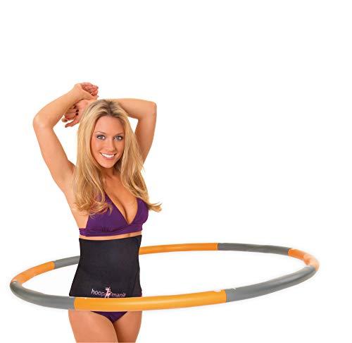 Hoopomania Weight Hoop, Hula Hoop mit Schaumstoff 1.5kg