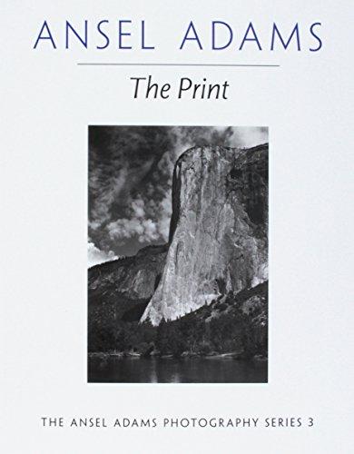 The Print. Series 3 (New Photo) por Ansel Adams