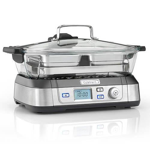 Cuisinart Vegetable Steamer ~ Cuisinart cookfresh professional glass steamer uk