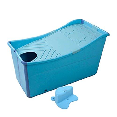 Bañera Plegable Portátil para Niños Que Aumenta el Cubo Grande del Baño...