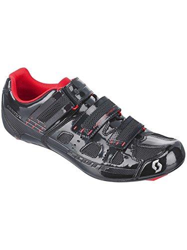 Scott Road Comp Rennrad Fahrrad Schuhe schwarz/rot 2016 schwarz/rot